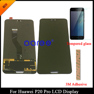 Image 2 - Tested Original Super AMOLED For HUAWEI P20 Pro LCD Display For Huawei P20 Pro  Display LCD Screen Touch Digitizer Assembly
