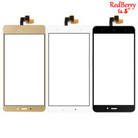Redberry Black White Gold Touchscreen For Xiaomi Redmi Note 4 Touch Screen Digitizer Glass Panel Sensor