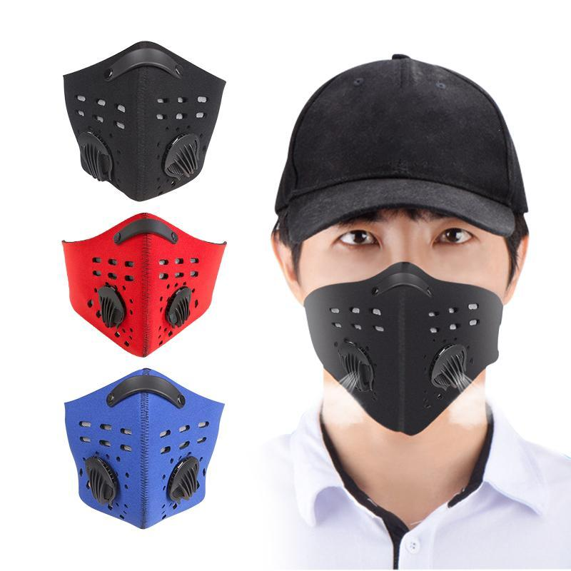 Personal Health Care Zwzcyz Anti Pollution Dust Mouth Mask Cotton Face Mask Washeable Reusable Mouth Cover Breathable Warm Windproof Mask For Fast Shipping