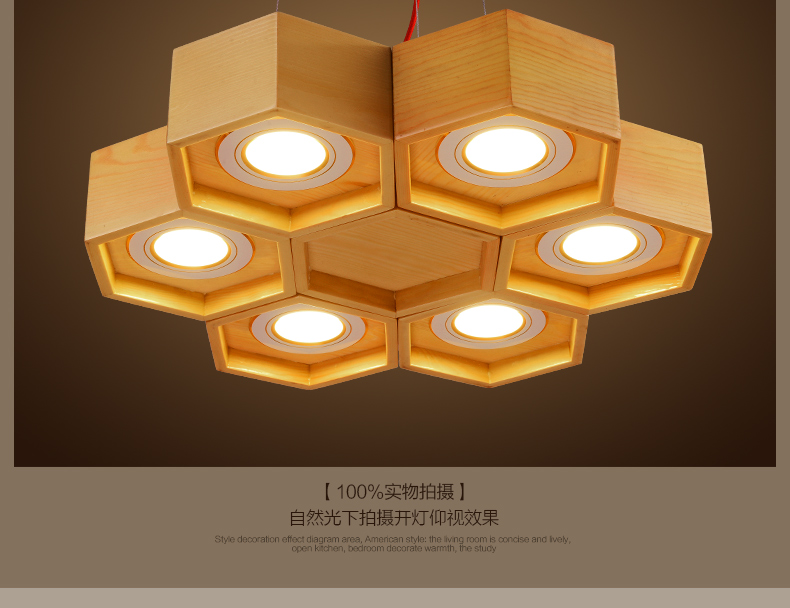 Japanese Style Delicate Crafts Wooden Frame Led Ceiling Light Luminarias Para Sala Dimming Led Ceiling Lamp Punctual Timing Ceiling Lights & Fans