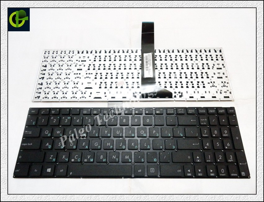 asus f552cl keyboard - Russian Keyboard for Asus F552 F552C F552CL F552E F552EA F552EP F552LA F552LAV F552LD  R510V  RU Black