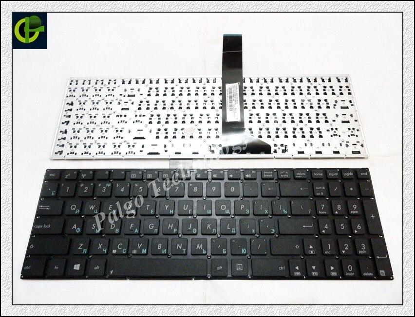 Russian Keyboard For Asus F552 F552C F552CL F552E F552EA F552EP F552LA F552LAV F552LD  R510V  RU Black