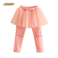 New Arrival Spring Autumn Retail Girl Legging Girls Skirt Pants Cake Tutu Skirt Baby Pants Kids