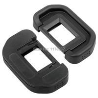2pcs Camera Rubber Eyecup EB Eyepiece Eye Cup for 40D 50D 60D 70D 5D 5D Mark II 6D DSLR Accessories