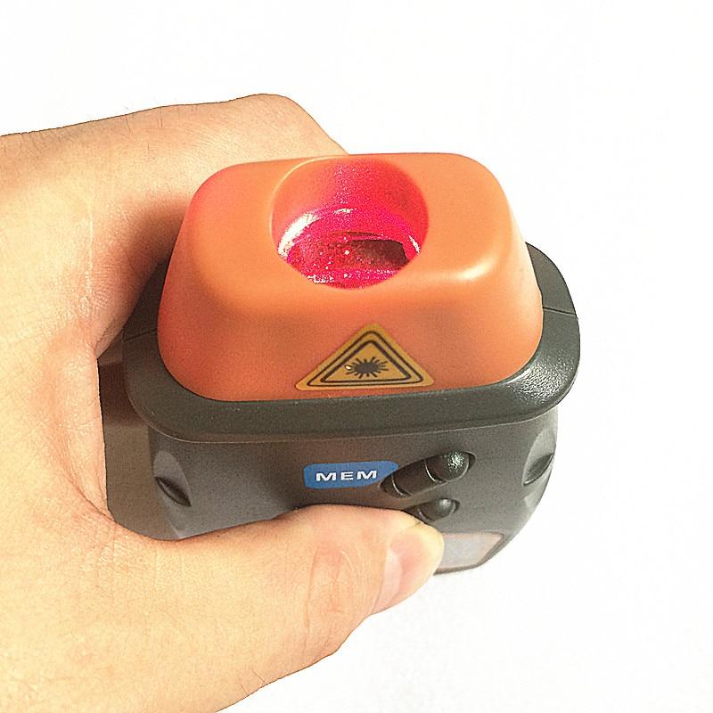 DT-2234C + digitális fénykép fordulatszámmérő digitális motor - Mérőműszerek - Fénykép 6