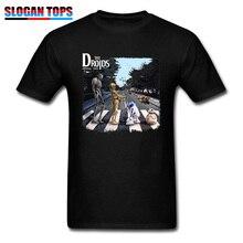 3D T-shirt 2019 Men Tshirt Star Wars Droids R2-D2 C-3PO Adventures Star Wars Tri
