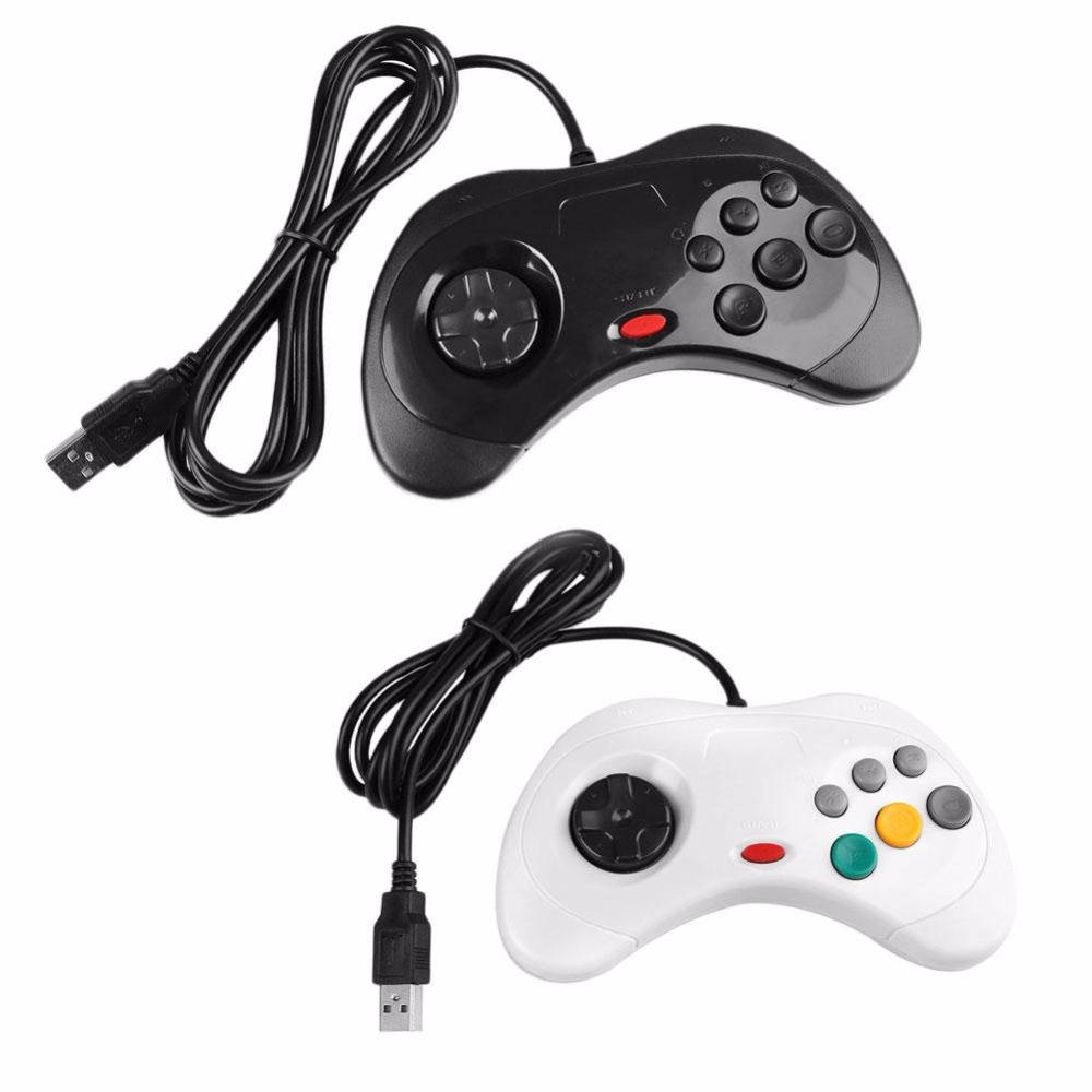 New Arrival HOT SALE Classic Retro System USB Handheld Gamepad Game Controller Joystick Game Pad Professional Gamer Gaming Gift