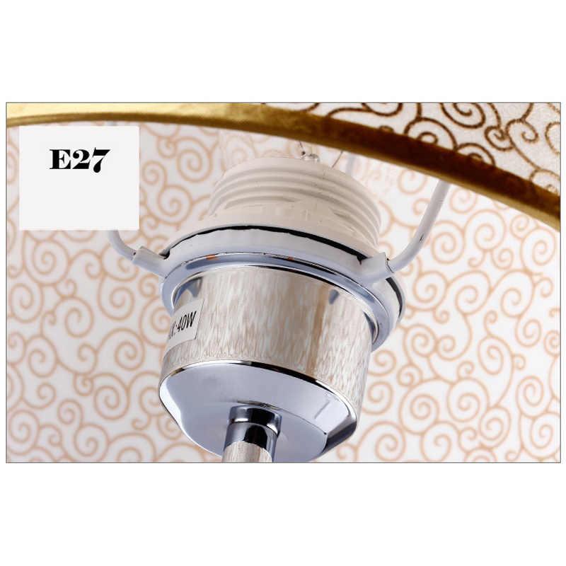 Благоприятная прикроватная настольная лампа фойе декоративный светодиодный Настольный светильник обучение работа светильник ing ПВХ абажур