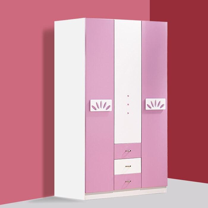Aliexpress.com : Buy Childrenu0027s Furniture Princess Girl Wardrobe  Sliding Door Wardrobe Closet Bedroom Closet