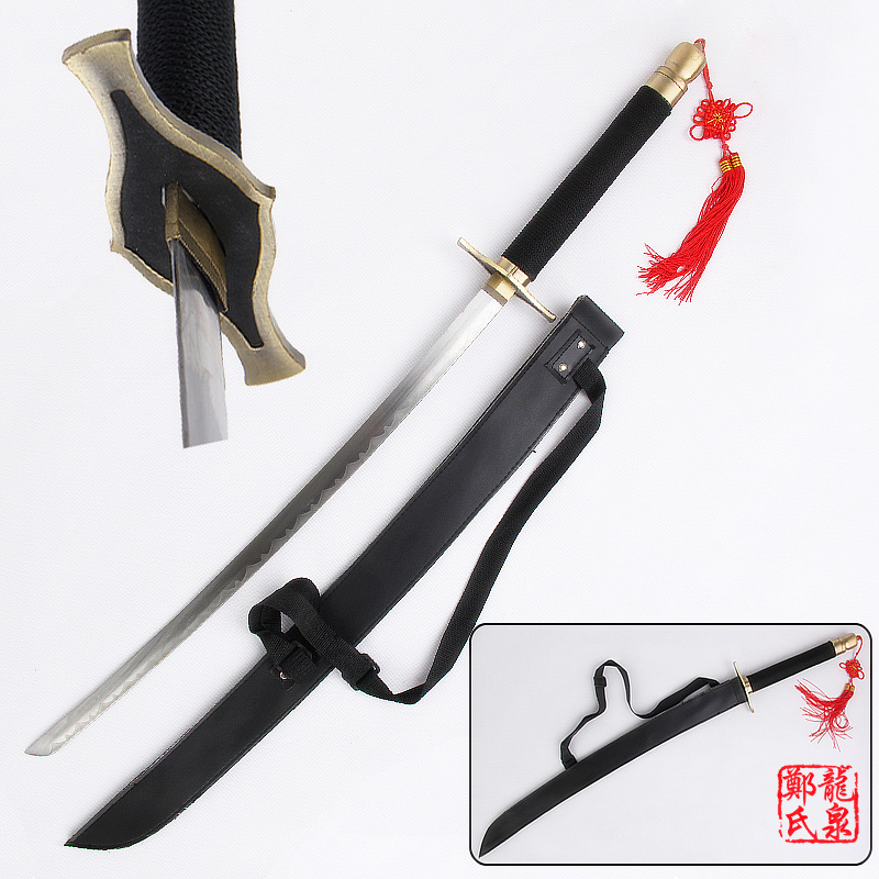 anime cosplay swords: Free Shipping Cosplay Anime Sword Of The Stranger Real