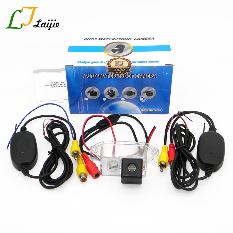 laijie auto wireless camera for mitsubishi chariot grandis nimbus rh aliexpress com
