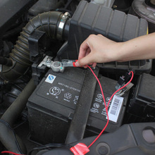 1.5M 12V Auto Car Boat Battery Emergency Combine Cable Terminal Clip-on Cigarette Lighter Socket Power Extension Cord
