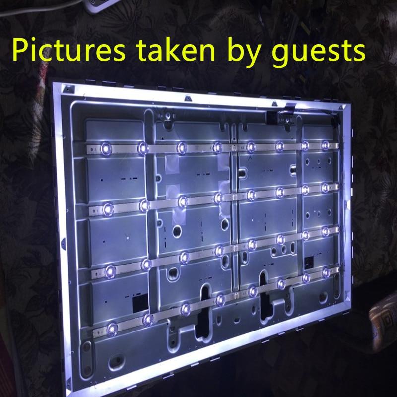 100% NEW 8 PCS(4*A,4*B) LED strips for LG INNOTEK DRT 3.0 42