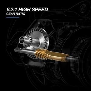 Image 2 - Piscifun Storm Spinning Reel 6.2:1 Gear Ratio 10+1 Ball Bearings 10KG Max Drag 2000,3000,4000,5000 Series Fishing Reel
