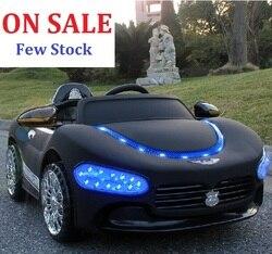 À venda!!! Quente-selliing maserati crianças passeio de carro elétrico com controle remoto e farol azul