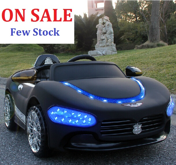 ON SALE!!! Hot-selliing Maserati Children Electric Car Ride On With Remote Controller And Blue Headlight
