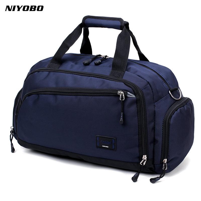 New Style Men Travel Bags Waterproof Large Capacity Travel Duffle Bag Female Tote Travel Bags Handbags Women Shouler Bags