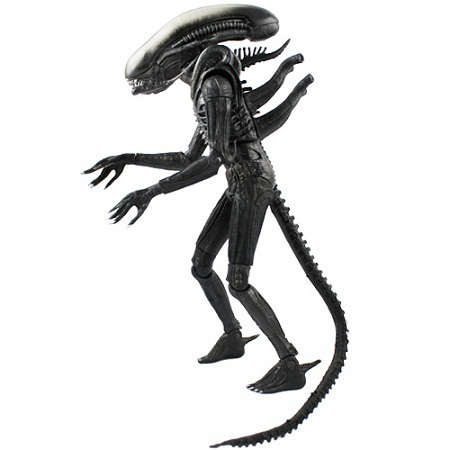 "Fashion New Arrival NECA Official <font><b>1979</b></font> Movie Classic Original <font><b>Alien</b></font> 7"" <font><b>Action</b></font> <font><b>Figure</b></font> Toy Doll in Box Free Shipping"