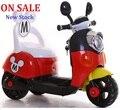 AUF VERKAUF 11 11 Preis Freies verschiffen 20-35 tage Mickey Kind fahrt auf elektrische spielzeug motorrad bike Für 1 -5 jahre alt alter baby