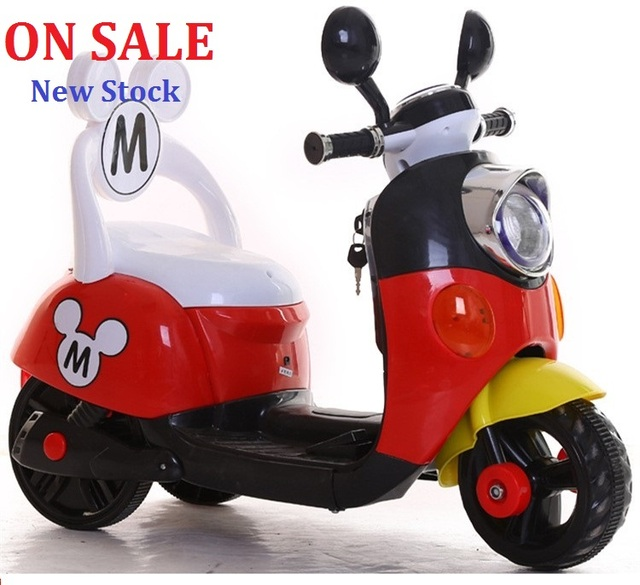 c43e9c92a12 ON SALE 11.11 Price Free shipping 20-35 days Mickey Child ride on electric  toy