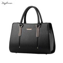 Frauen designer handtaschen marken top-griff taschen weibliche vintage italienische leder messenger bags sac ein haupt 2016 damen büro tasche
