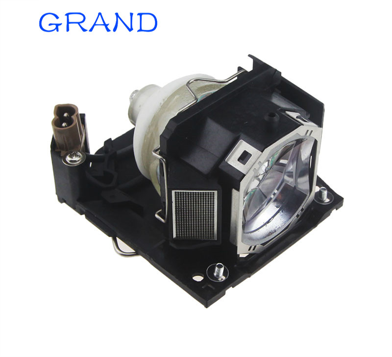 DT01141 Compatible projector  lamp with housing for HITACHI CP-X2020/X2520/WX8/WX8GF/X2520/X3020/X7/X8/X9,ED-X50/X52 HAPPY BATE compatible projector lamp bulb dt01151 with housing for hitachi cp rx79 ed x26 cp rx82 cp rx93