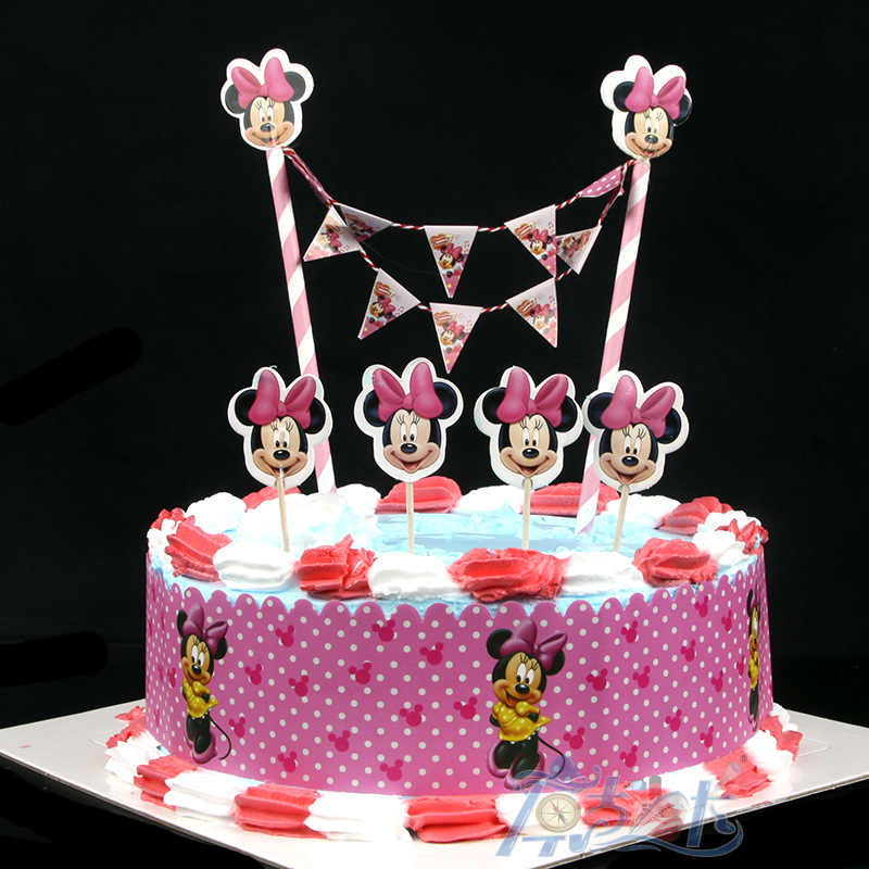 Detail Feedback Questions About Minnie Mouse Birthday Cake