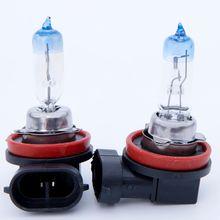 SOTITO H11 12V 55W 2400lm 5000K Car Head lamps Halogen Light Bulb Headlamp Fog Lamp 2Pcs цена