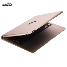 witsp d for NEW IPAD PRO 12 9 2017 Release Slim Aluminum Bluetooth font b Keyboard