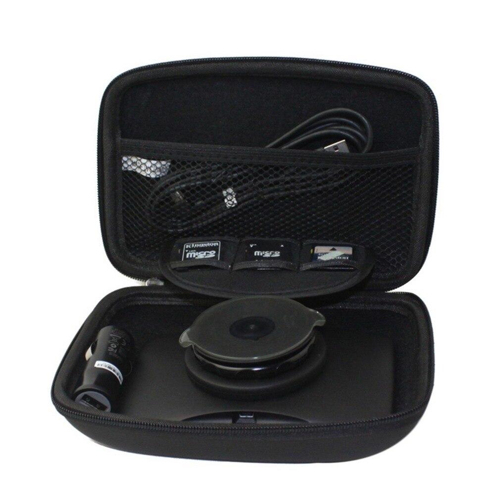 Useful Hard Carry Case Cover 4.3 In Car Sat Nav Holder For GPS TomTom Start Garmin#