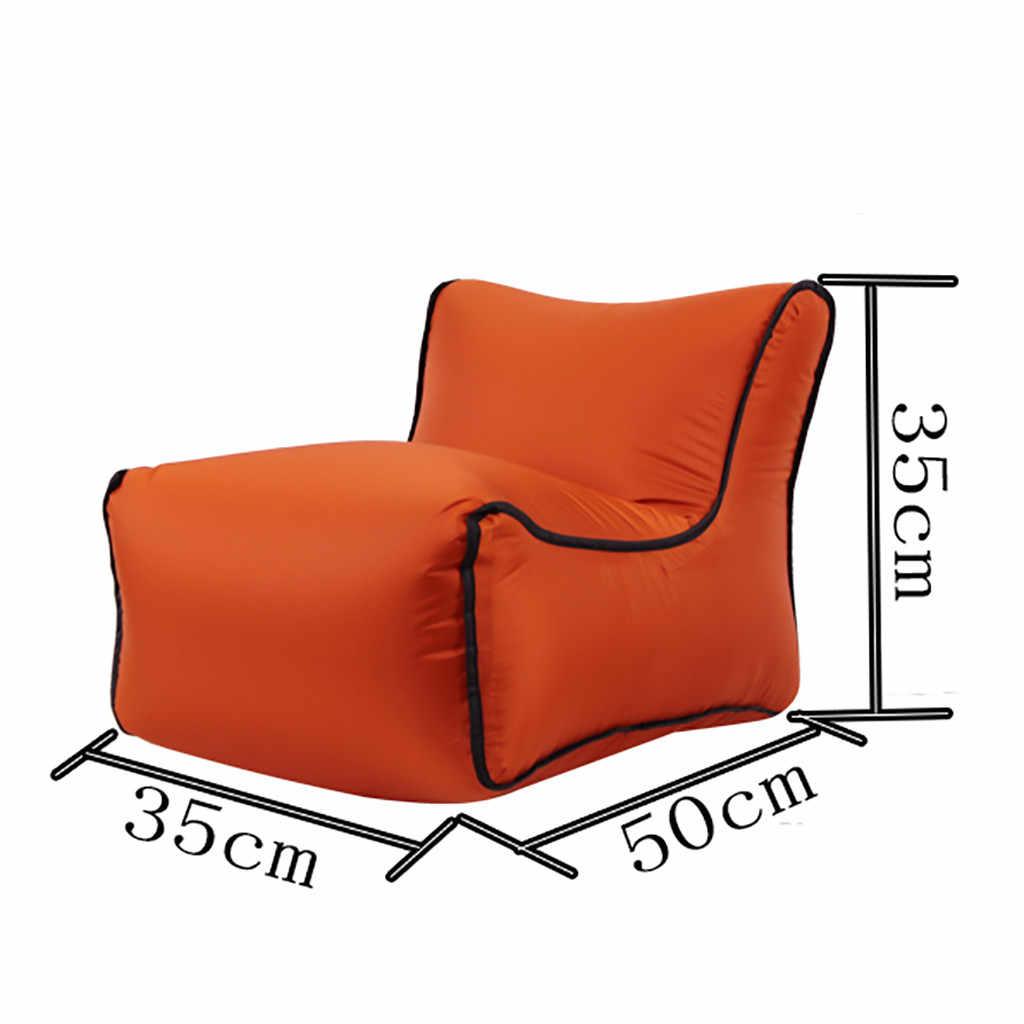 De Ar inflável Espreguiçadeira Preguiçoso Sofá Cadeira Sofá Sacos de Festa Ao Ar Livre de Viagem de Acampamento colorido almofadas decorativas para sofá venda quente