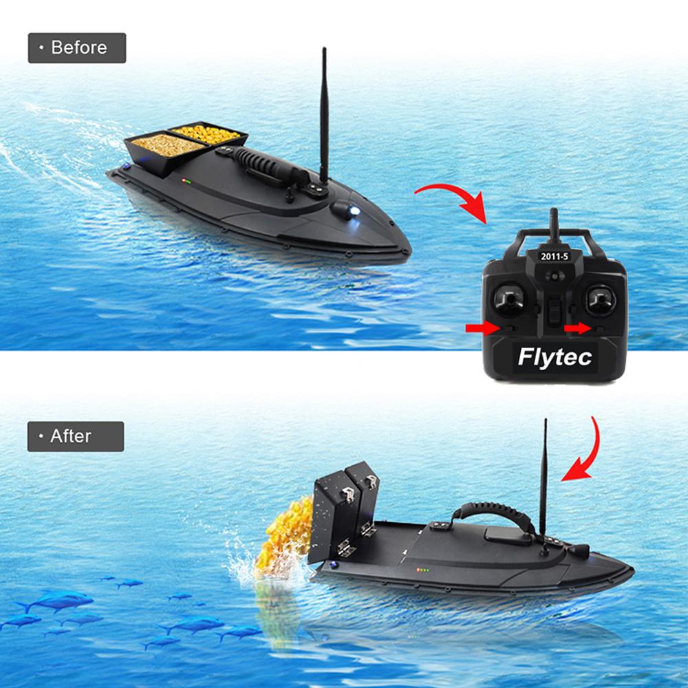 Kontrol Balıkçı radyo Tankları 2