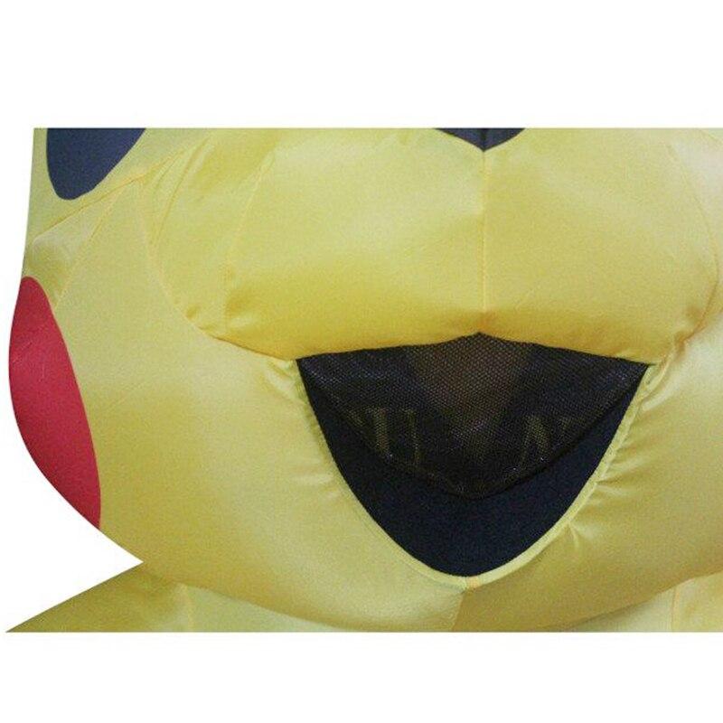 Nieuwste Pikachu Kostuum Leuke Halloween Kostuums Voor Volwassen - Carnavalskostuums - Foto 5