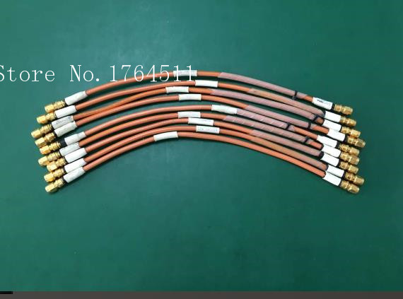 [BELLA] SMA SMA Import DC-18GHz Revolution Revolution Wiring 33CM RF Test Cable SMA Male Head  --5PCS/LOT