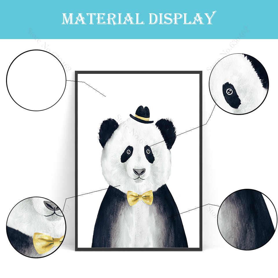 الحديث الشمالي القط و السمك الحيوان قماش الفن طباعة ملصق جدار صور للمنزل الديكور اللوحة بدون إطار