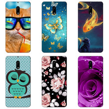 Print Phone Case Cover for Leagoo Kiicaa Power Mix 2 Pro 5 M5 Plus M9 S8 M8 Pro Z5 Lite Shark 1 T8S Luxury Soft Back Cases(China)