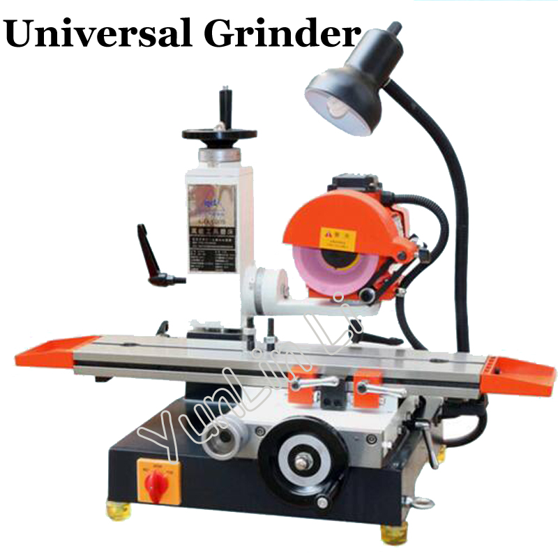 Universal Tool Grinder New Universal Tool Grinding Machine With Workbench Area 130*600mm GD-600S