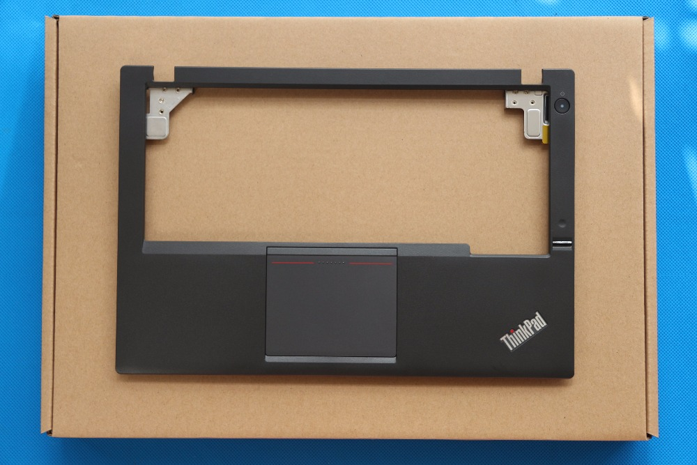 New Original for Lenovo ThinkPad X240 X240i X250 X250I Palmrest Upper Case with Fingerprint Touchpad 04X5180 00HT392 new original for lenovo thinkpad x240 x240i base cover bottom case 04x5184 0c64937
