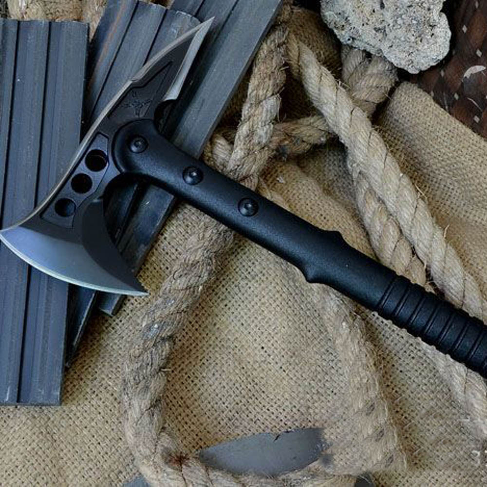 Outdoor Camping Survival Axes Hand Tool Hunting Tomahawk Axe Stainless Steel Fire Hatchet  цены