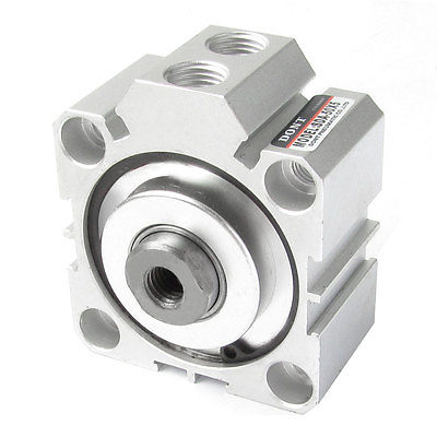 все цены на 50mm x 5mm Double Action Pneumatic Air Thin Cylinder Free Shipping онлайн