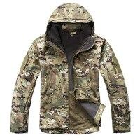 Brand Jacket V5 0 Military Tactical Men Jacket Lurker Shark Skin Soft Shell Waterproof Windproof Men