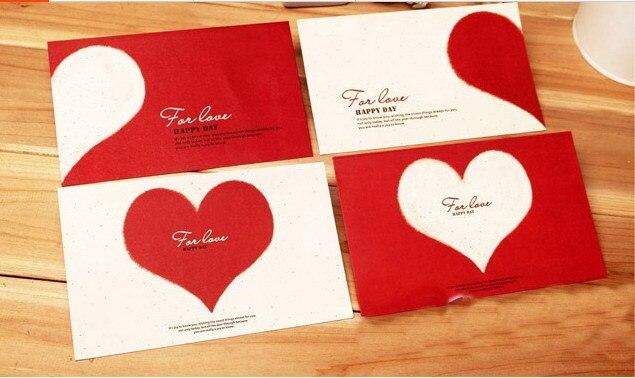 love romantic stationery 4 designs envelopes paper creative novel