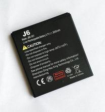 1x Jeep J6 или № 1 Smart мобильный телефон 3000 мАч литий-ионный аккумулятор для J6 или № 1 мобильного телефона