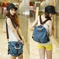 2015 Bolsa de Lona Multifuncional de Moda de las Nuevas mujeres Coreanas Mujeres Viajan Bolsas de Mensajero Crossbody Bolsas Femininas XB122
