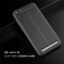 VOONGSON For Xiaomi Redmi 5a Case Silicone Rubber ShockProof Back Shell 5A Cases Cover Soft TPU Phone Protector