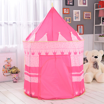 Portable Play Kids Tent Children Indoor Outdoor Ocean Ball Pool Folding Cubby Toys Castle Enfant Room