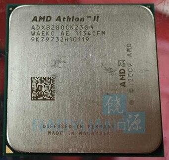 AMD Athlon X2 B28 X2 B280 3.4GHz Dual-Core CPU Processor ADXB28OCK23GM  Socket AM3 938pin