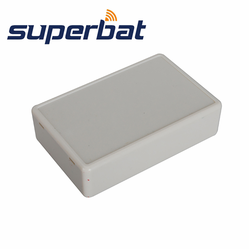 Superbat 2pcs Plastic Box Junction Case-2.75