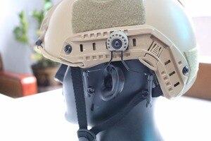 Image 4 - TAC SKY łuk łukowy uchwyt szyny do zestawu słuchawkowego COMTAC I II II IV DE