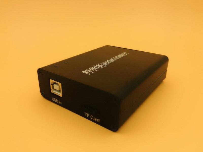 Enregistreur adaptateur USB clavier souris enregistreur 16 Gb Micro SD TF carte automatique appelant lecteur boucle opération pour serveur jeu minier